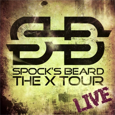 Spock's Beard - X Tour Live - 2 CD