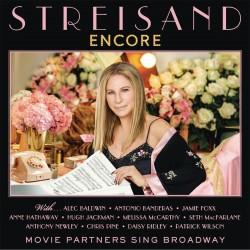 Barbra Streisand - Encore: Movie Partners Sing Broadway - CD