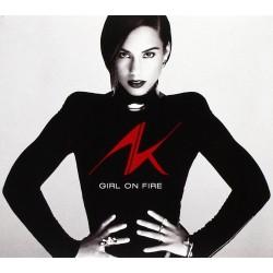 Alicia Keys - Girl On Fire - CD Digipack