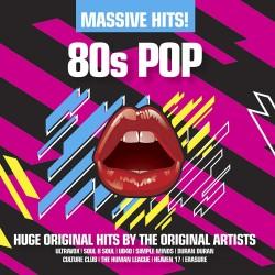 V/A - Massive Hits! 80's Pop - 3 CD