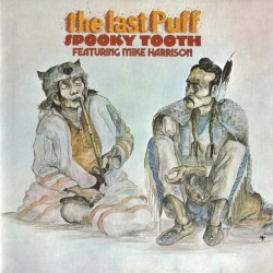 Spooky Tooth - Last Puff - CD