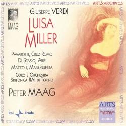 Giuseppe Verdi - Luisa Miller - 2CD