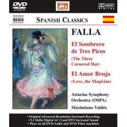 Manuel De Falla - El Amor Brujo - DVDA