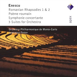 George Enescu - Romanian Rhapsodies 1 & 2 / Poeme Roumain - 2 CD