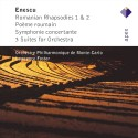 George Enescu - Romanian Rhapsodies 1 & 2 / Poeme Roumain - 2 CD