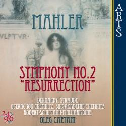 """Gustav Mahler - Symphony No. 2 in C minor """"Resurrection"""" - 2CD"""