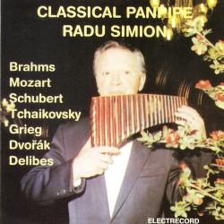 Radu Simion - Classical Panpipe - CD