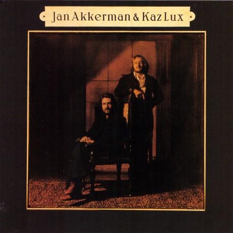 Jan Akkerman & Kaza Lux - Eli - CD