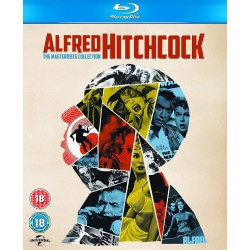 Alfred Hitchcock - The Masterpiece Collection - 14 Blu-ray