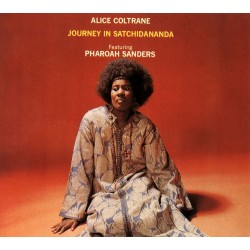 Alice Coltrane - Journey In Satchidananda - CD