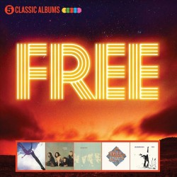Free - 5 Classic Albums - 5 CD