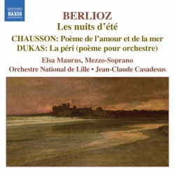 Hector Berlioz / Ernest Chausson - Les Nuits D'ete - CD