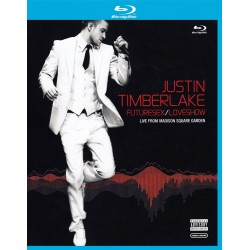 Justin Timberlake - FutureSex / LoveShow from Madison Square Garden - 2 Blu-ray