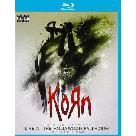 Korn - The Path of Totality Tour - Live At The Hollywood Palladium - 2 Blu-ray
