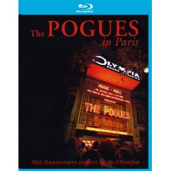 Pogues - Pogues In Paris - Blu-ray