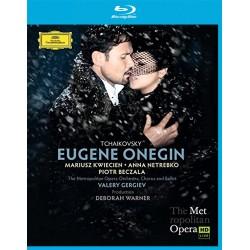 Pyotr Ilyich Tchaikovsky - Eugene Onegin - 2 Blu-ray