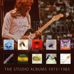 Robin Trower - Studio Albums 1973-1983 - 10 CD