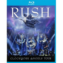 Rush - Clockwork Angels Tour - Blu-ray