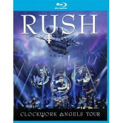 Rush - Clockwork Angels Tour - Blu-ray