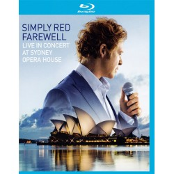 Simply Red - Farewell - Live In Concert At Sidney Opera House - Blu-ray