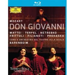 Wolfgang Amadeus Mozart - Don Giovanni - Blu-ray