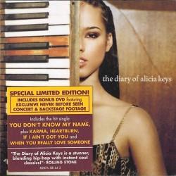 Alicia Keys - Diary Of Alicia - CD + DVD