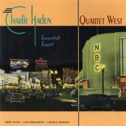Charlie Haden Quartet West - Haunted Heart - CD