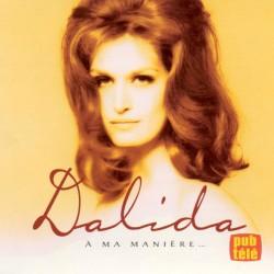 Dalida - A Ma Maniere - CD