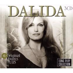 Dalida - Long Play Collection - Box 3 CD