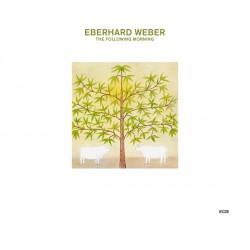 Eberhard Weber - Following Morning - CD Vinyl Replica