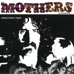 Frank Zappa - Absolutely Free - CD
