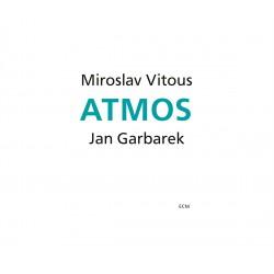 Jan Garbarek / Miroslav Vitous - Atmos - CD Vinyl Replica