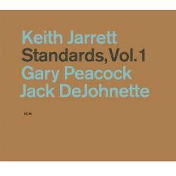 Keith Jarrett / Gary Peacock / Jack DeJohnette - Standards Vol.1 - CD Vinyl Replica