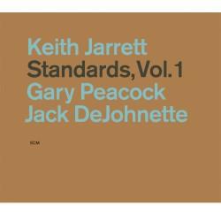 Keith Jarrett / Gary Peacock - Standards Vol.1 - CD Vinyl Replica