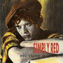 Simply Red - Picture Book - CD