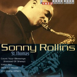 Sonny Rollins - St. Thomas - CD