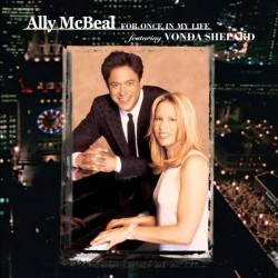 Vonda Shepard - Ally McBeal: For Once In My Life - CD