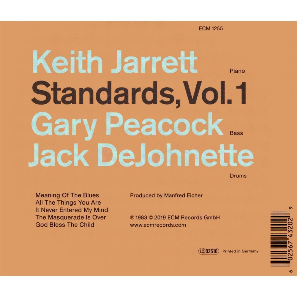 keith jarrett standards ii