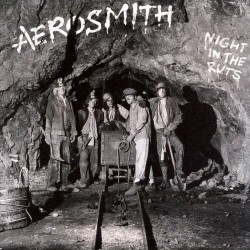 Aerosmith ‎– Night In The Ruts - CD