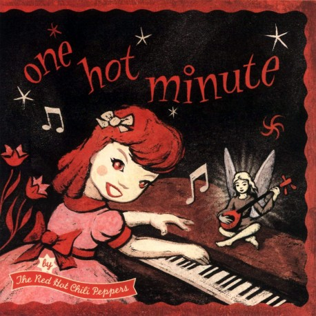 Red Hot Chili Peppers - One Hot Minute - CD