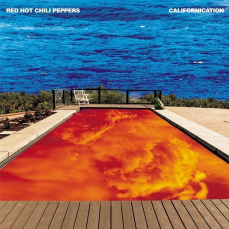 Red Hot Chili Peppers - Californication - CD