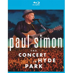 Paul Simon – The Concert in Hyde Park - 2CD + Blu-ray Digipack