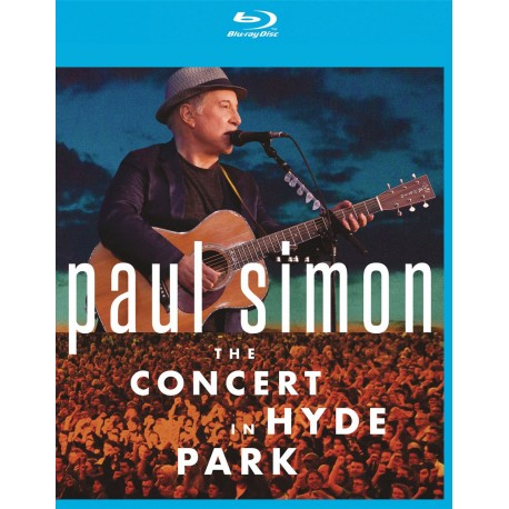 Paul Simon – The Concert in Hyde Park - 2CD + Blu-ray Digipack