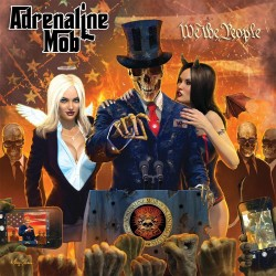 Adrenaline Mob - We The People - CD Digipack