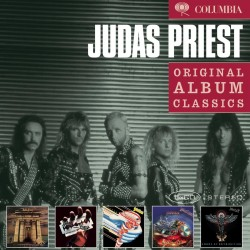 Judas Priest - Original Album Classics - 5 CD Vinyl Replica
