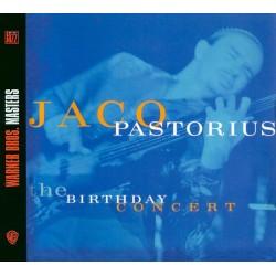 Jaco Pastorius - Birthday Concert - CD Digpack
