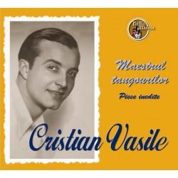Cristian Vasile - Maestrul tangourilor - CD Digipack