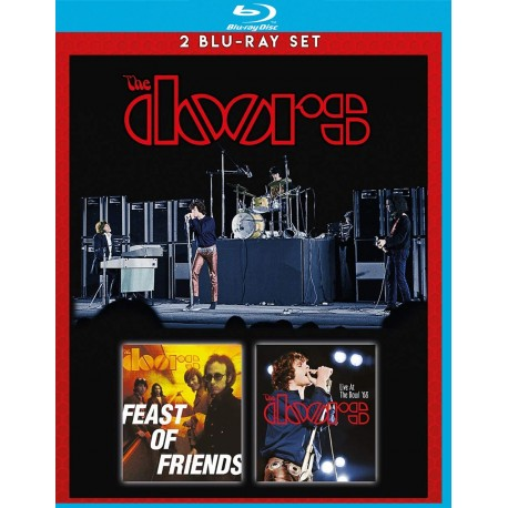 Doors - Feast Of Friends / Live At The Bowl '68 - 2 Blu-ray