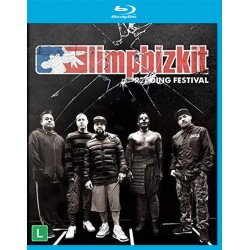 Limp Bizkit - Reading Festival - Blu-ray