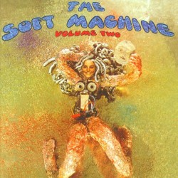 Soft Machine - Volume II - CD